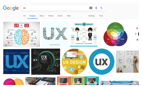 Google UX