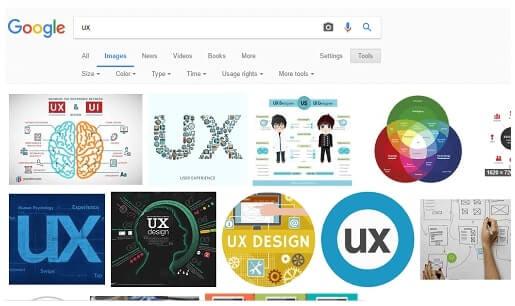 Google UX 2