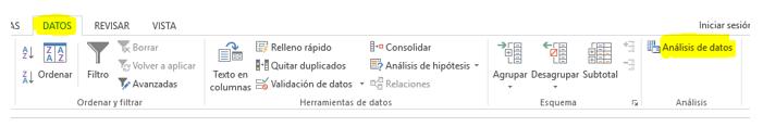 Análisis de datos - 2
