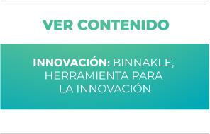 Innovación: Binnakle, herramienta para la innovación